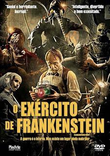 Assistir O Exército de Frankenstein Dublado Online HD