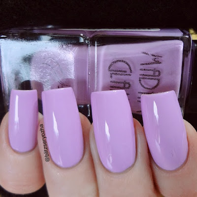 Madam Glam Just a Flirt Swatch