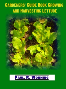Gardeners' Guide Book Growing and Harvesting Lettuce