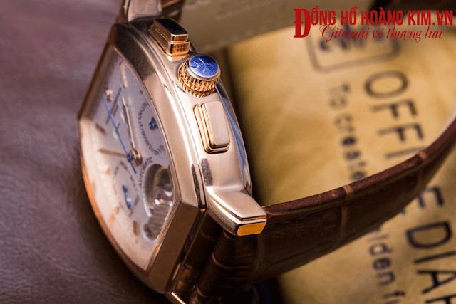 đồng hồ nam dây da mặt vuông giá rẻ uy tín