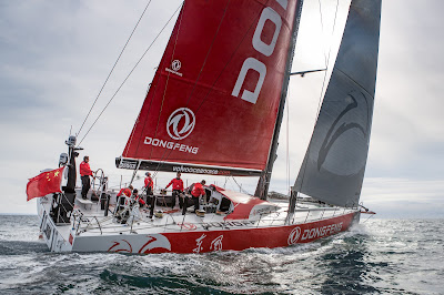 Dongfeng de Charles Caudrelier