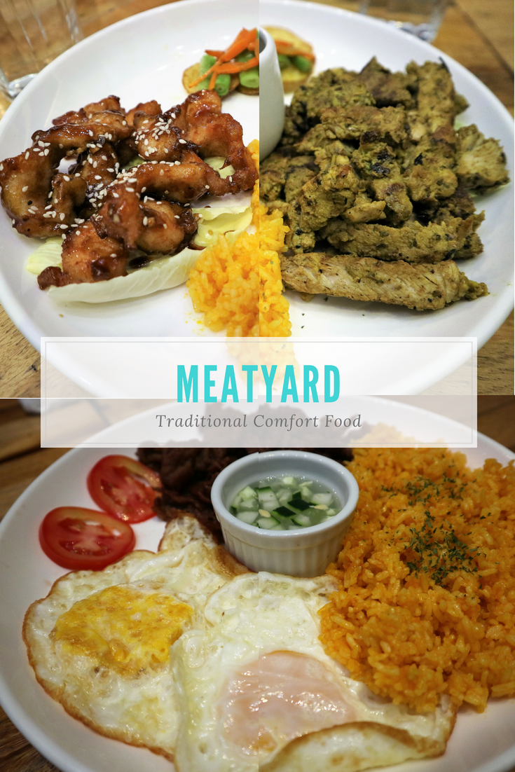 Meatyard (Traditional Comfort Food) in Manggahan, Pasig - WTF Review