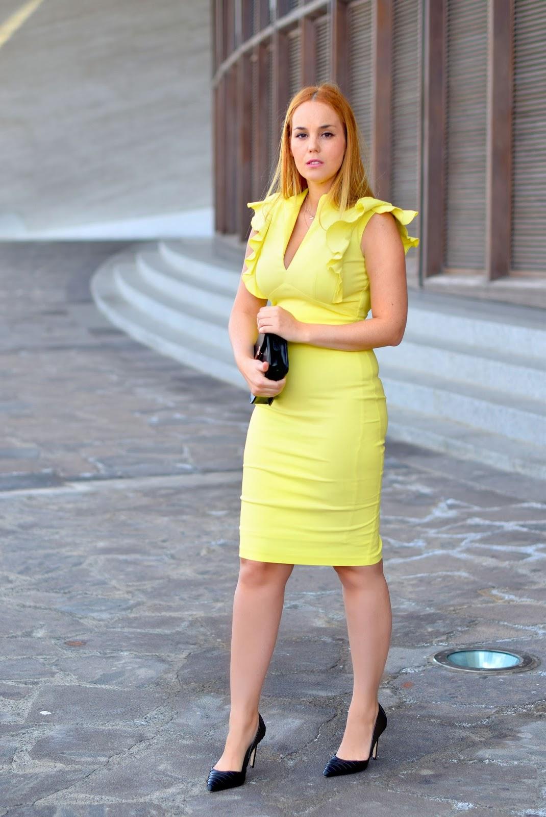 nery hdez, perfect guest, hybrid, zara shoes, lime dress, invitada perfecta