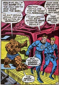Fantastic Four ANnual 6-Negative Zone
