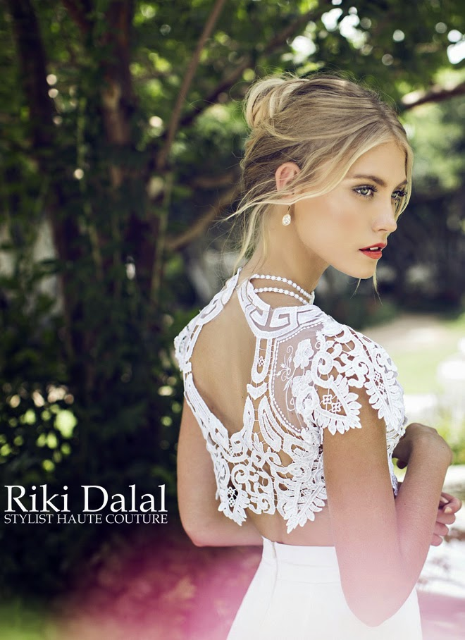 Wedding Dresses By Riki Dalal Provence Collection
