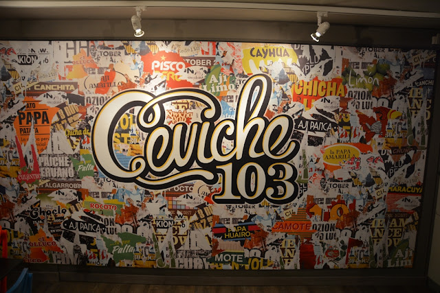 Ceviche 103 Barcelona