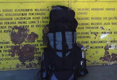 tas gunung carrier