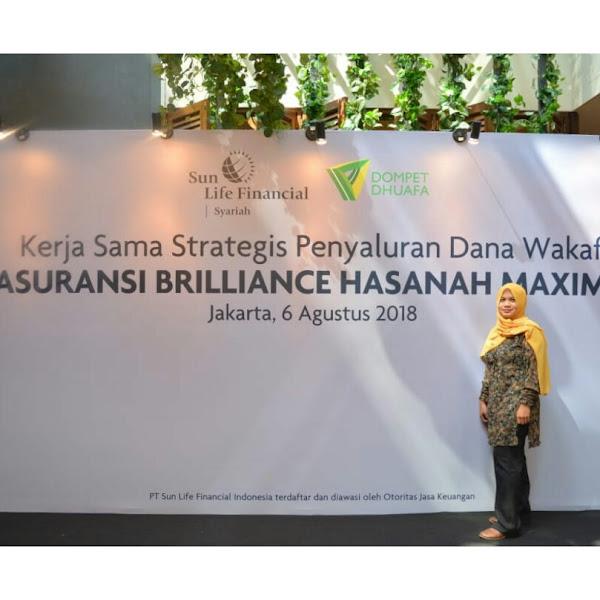 Manfaat Wakaf Uang di Asuransi Brilliance Hasanah Maxima