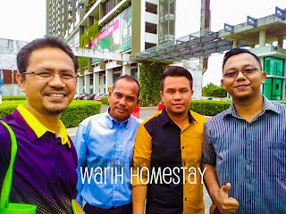 Warih-Homestay-Dr-Shahlan-Bersama-Ayah-Dan-Adiknya