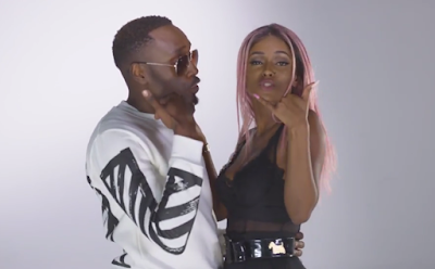 Roberto feat Vanessa Mdee - Vitamin U (vitamin you) video