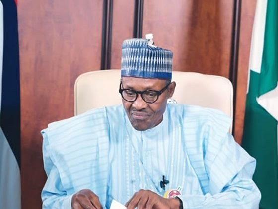 BUHARI HAS A SPECIAL MESSAGE FOR NIGERIANS(VIDEO).