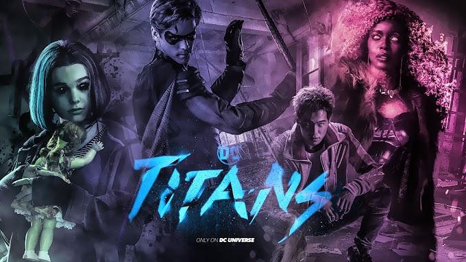 Titans Season 1 All Episodes Download