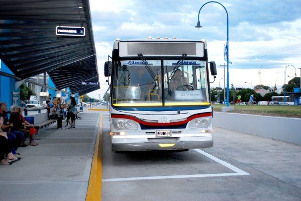 Paro de transporte urbano en todo el país