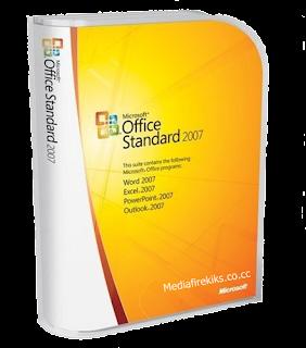 Microsoft Office 2007 + Serial Key Full version