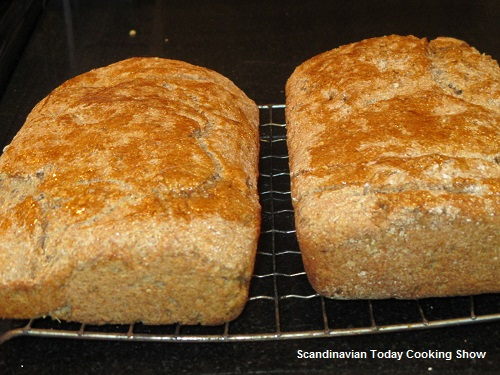 Scandinavian Today Cooking Show How To Make Whole Wheat