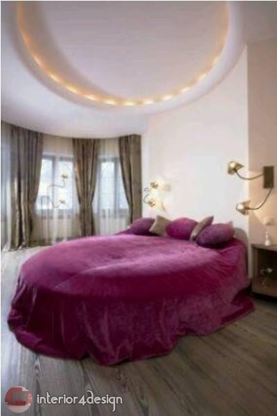 Circular Bedrooms 19
