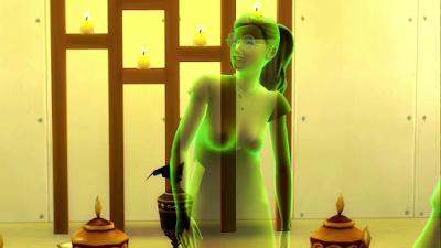 sims 4 ghost of old age