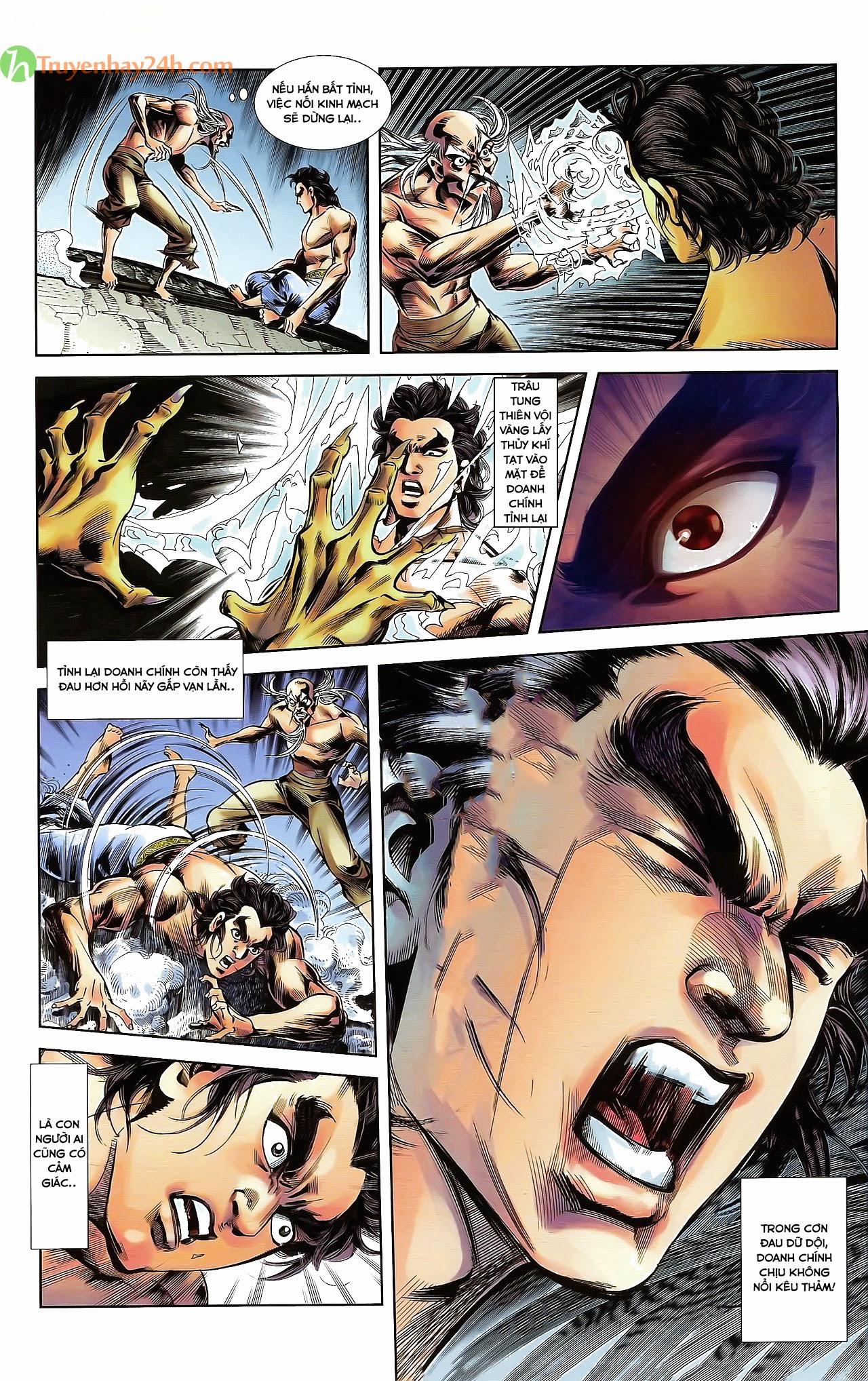 Tần Vương Doanh Chính chapter 30 trang 19