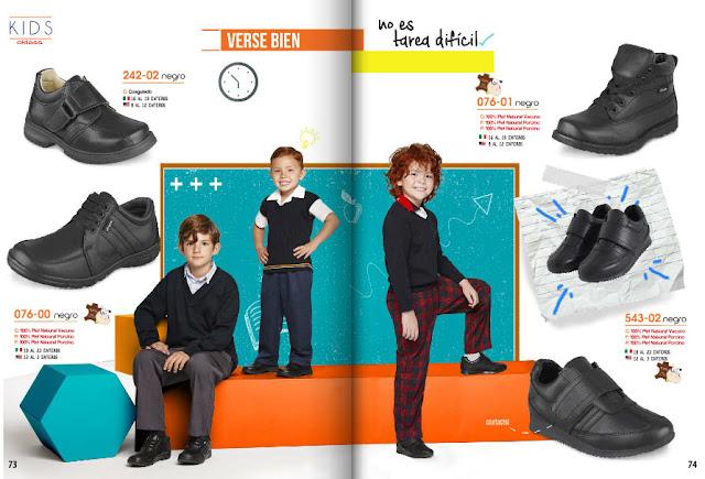 zapatos cklass  kids PV en linea 2018