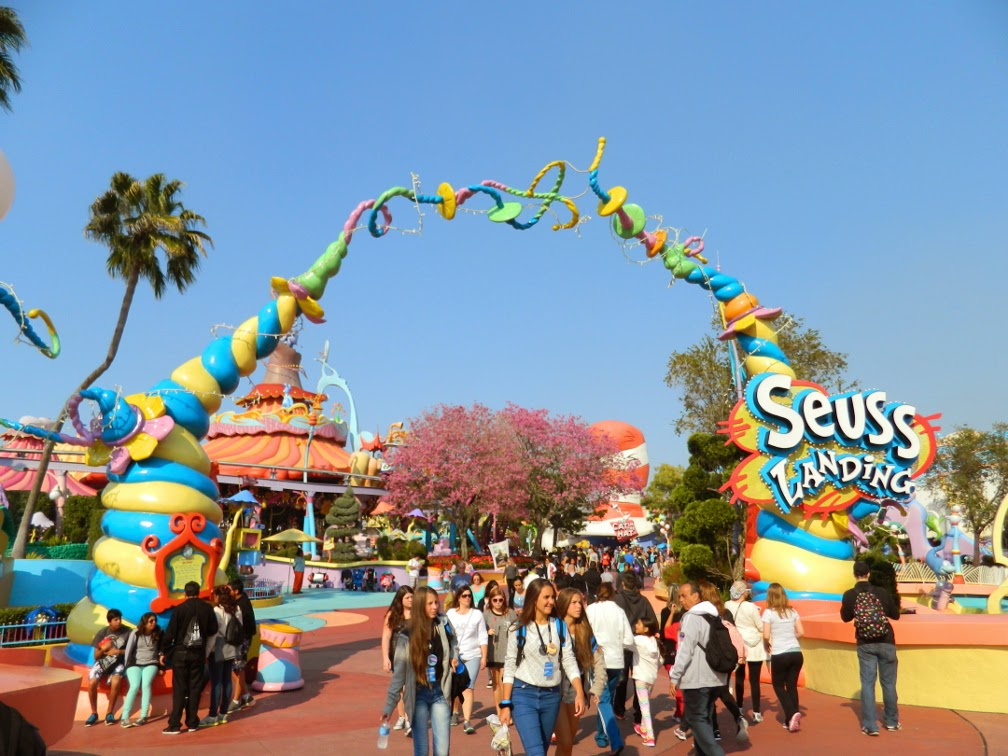 Seuss Landing Universal Studios Orlando by garden muses-not another Toronto garden blog