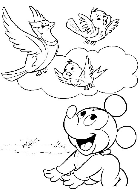 transmissionpress: Disney Coloring Pages, Free Disney