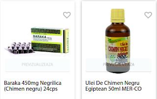 Cumpara de aici produse din chimen negru ulei negrilica