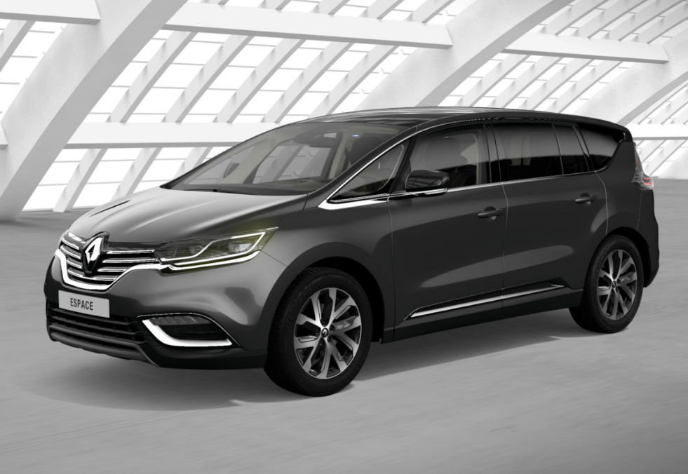 Renault Espace V 2019 Couleurscolors