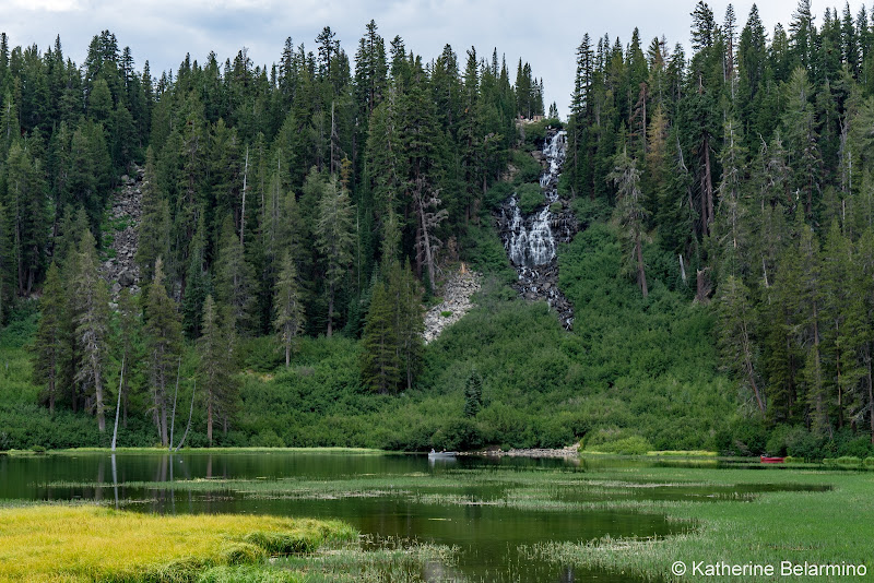 Twin Falls Mammoth Lakes Basin Self-Guided Photography Tour of Mammoth Lakes