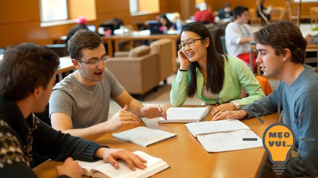 Xác định rõ mục tiêu của buổi học nhóm