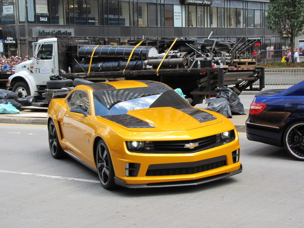 Transformers 3 Cars ~ Sports & Modified Cars