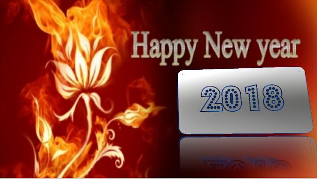 Happy year 2018