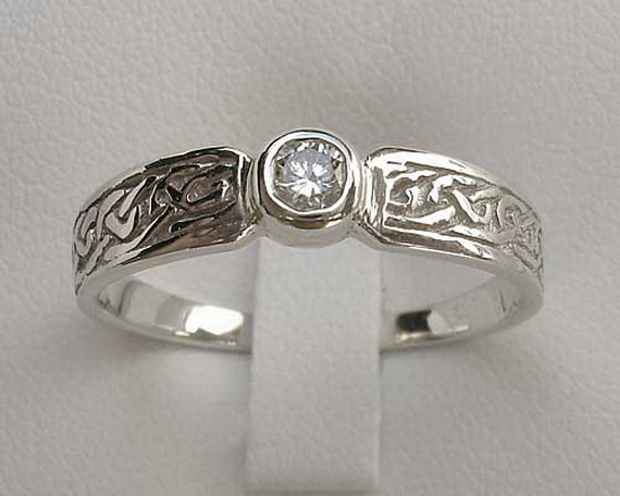 Pin2013 Celtic Engagement Rings