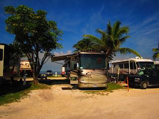The Roadrunner Less Chronicles Florida Campsites