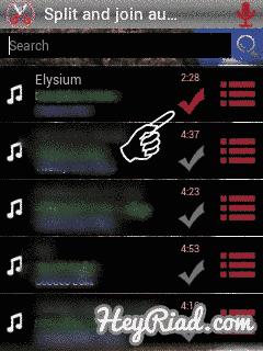 tentu pernah berpikir bagaimana untuk mengedit lagu favorit di gadget android anda terseb Cara Memotong Dan Menggabungkan Lagu MP3 Di Android