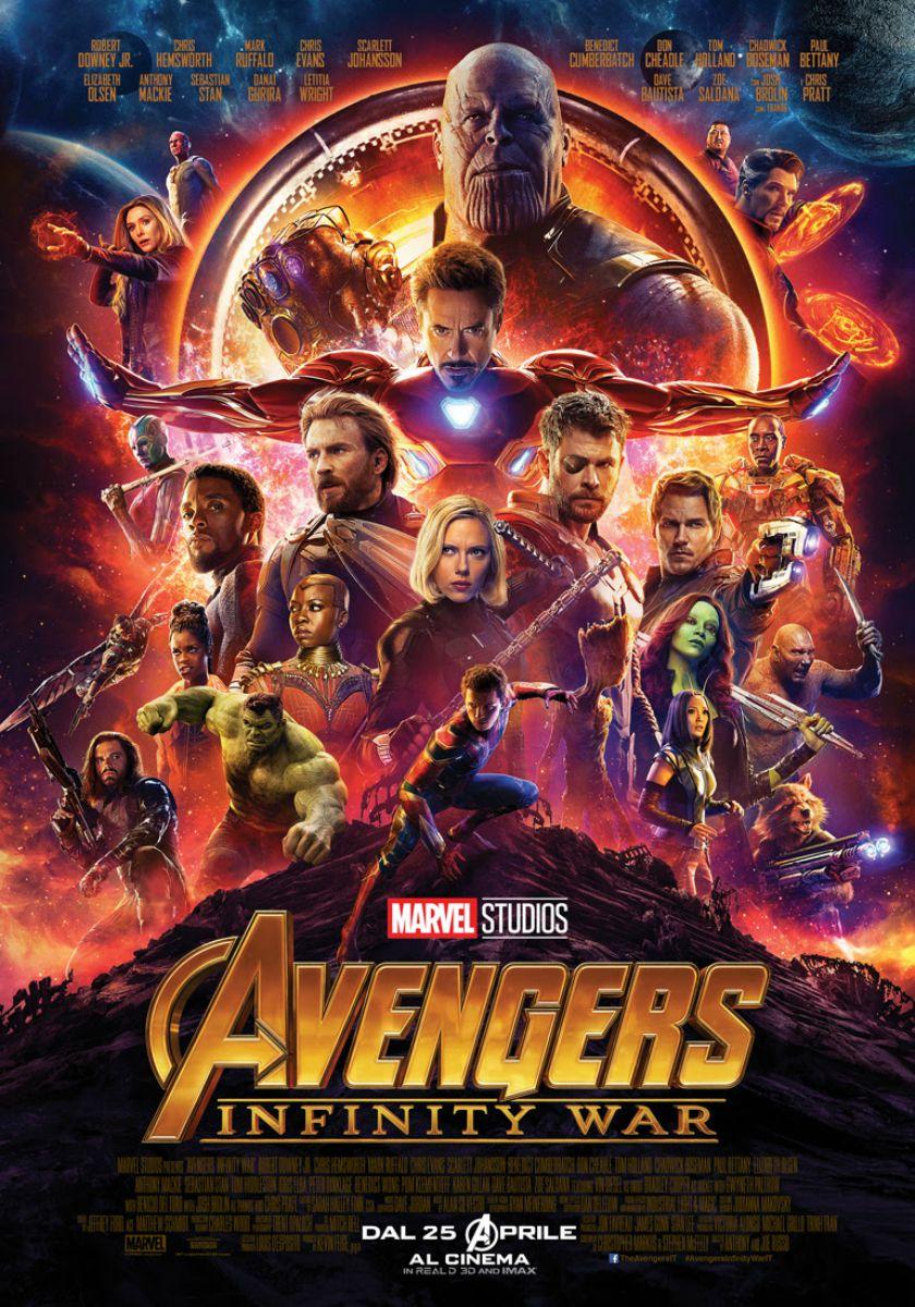 Avengers Infinity War 2018 480p 720p 1080p Subtitle Indonesia