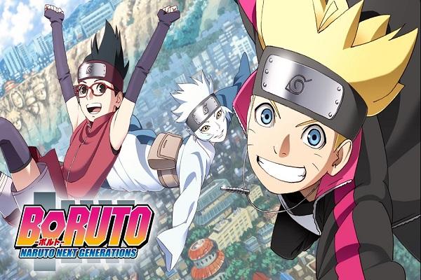 Boruto: Naruto Next Generations(Sub Español)