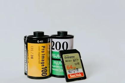 Kamera Digital - Pengukuran ISO Modern dan Klasik