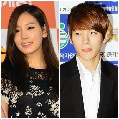 Idols asked their thoughts on Taeyeon and Baekhyun dating ...