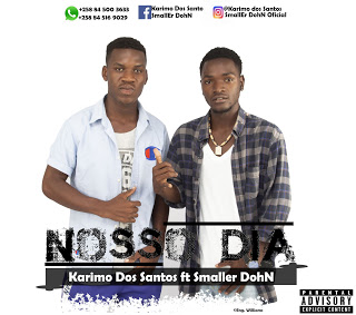 Karimo Dos Santos feat SmallEr - Nosso Dia