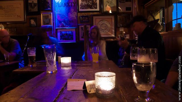 Pub Doolin Irlanda Condado Clare