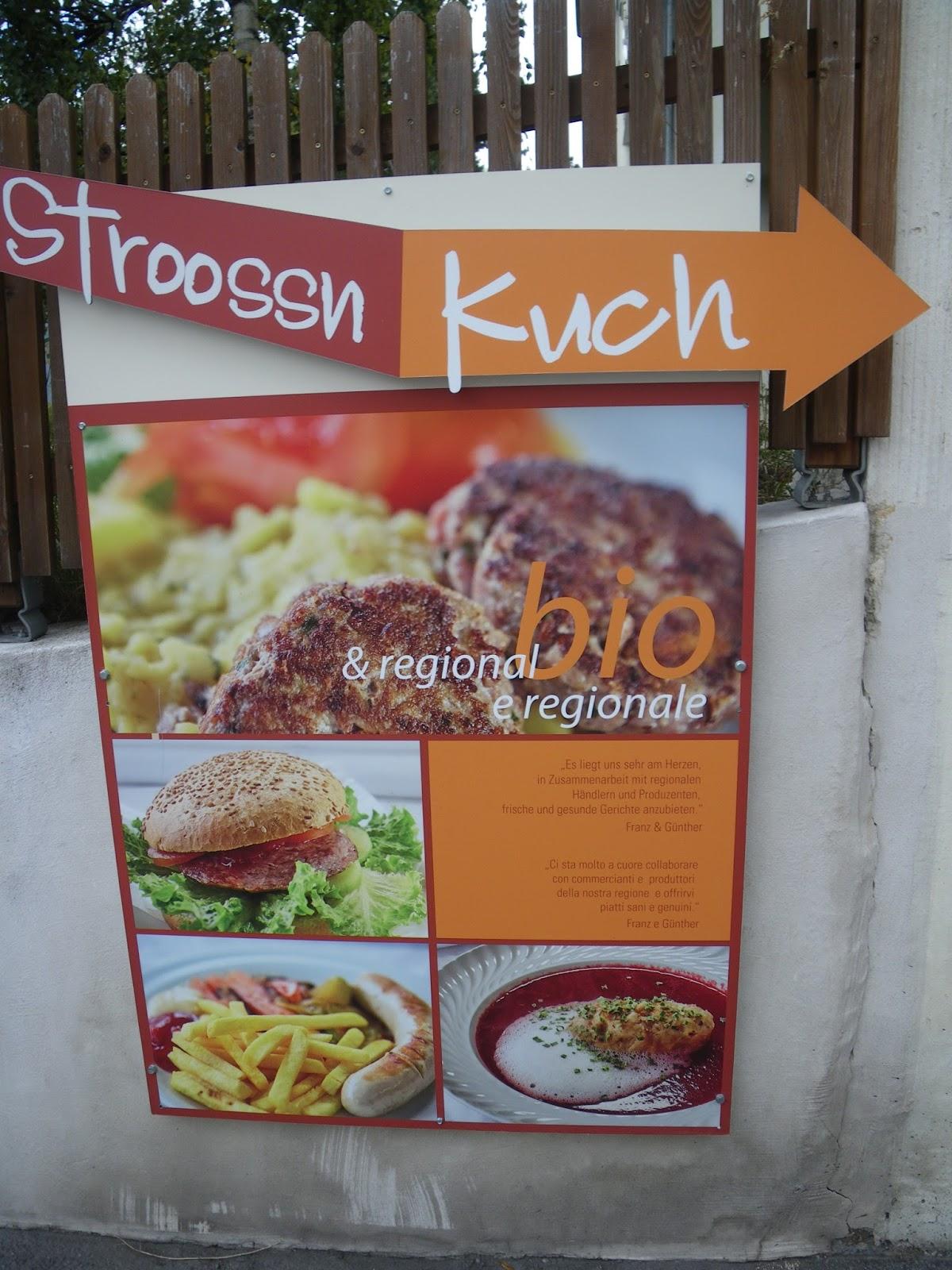 Street Food Auf Südtirolerisch