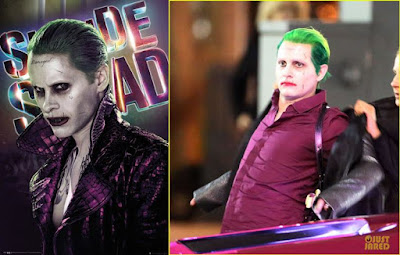 Tim Cody, driving stunts dari Jared Leto (Pemeran Joker)