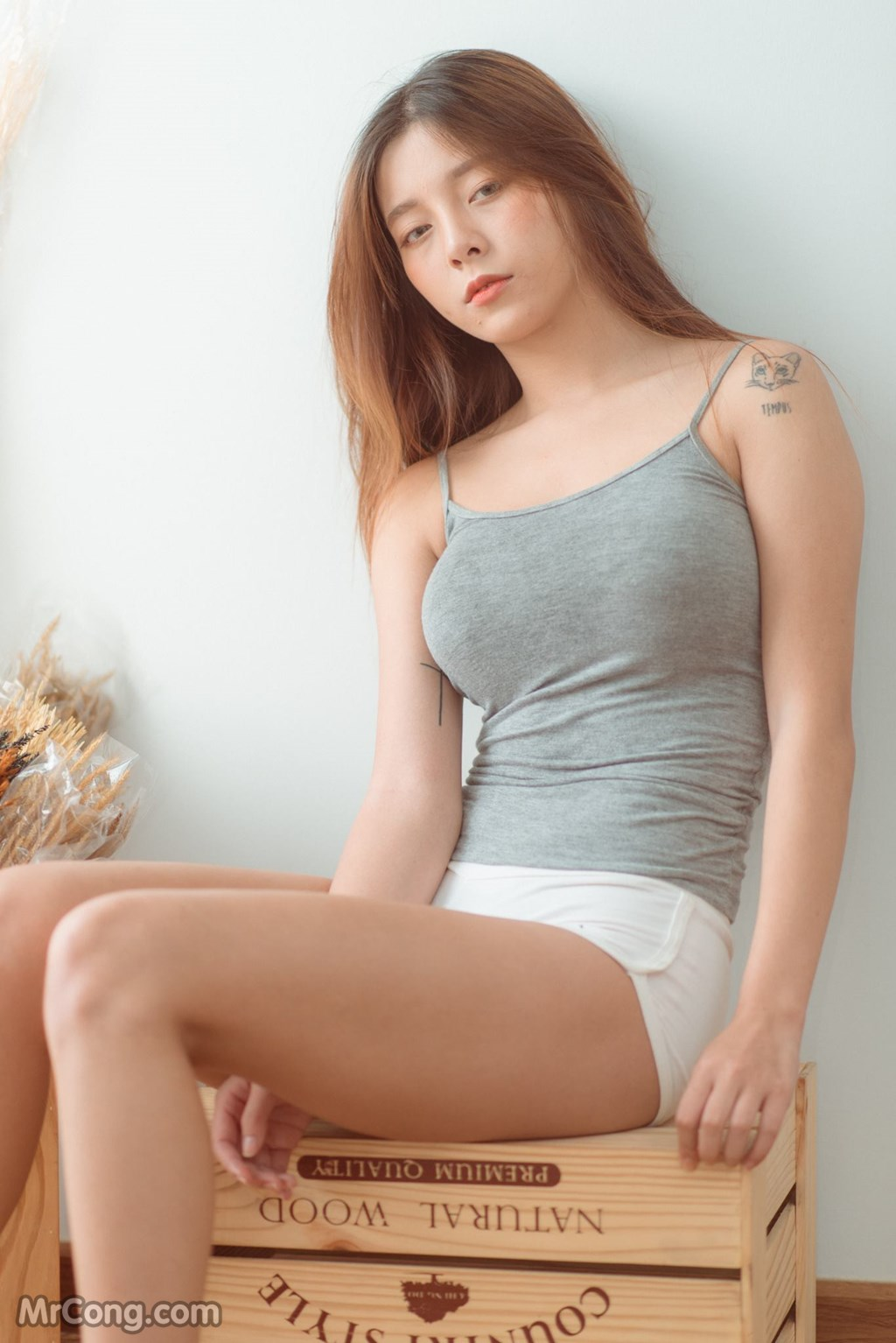 Image Thai-Model-Suchada-Pramoulkan-MrCong.com-009 in post Bộ ảnh nội y đầy mê hoặc của người đẹp Suchada Pramoulkan (39 ảnh)