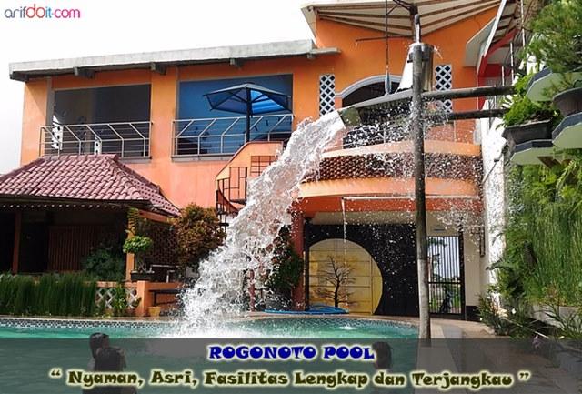 """Rogonoto Pool """" Kolam Renang Nyaman Buat Keluarga """""""
