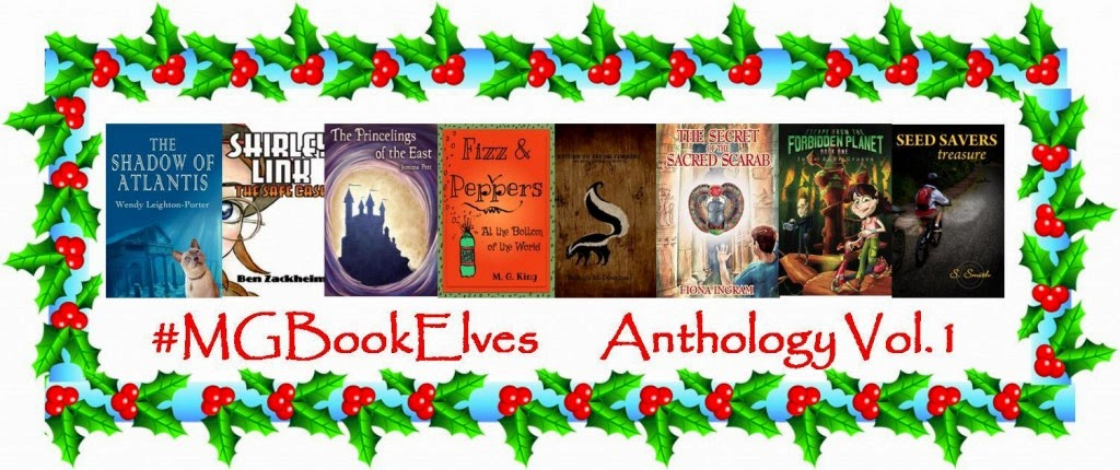 BookElves Anthology--Vol 1 & 2!