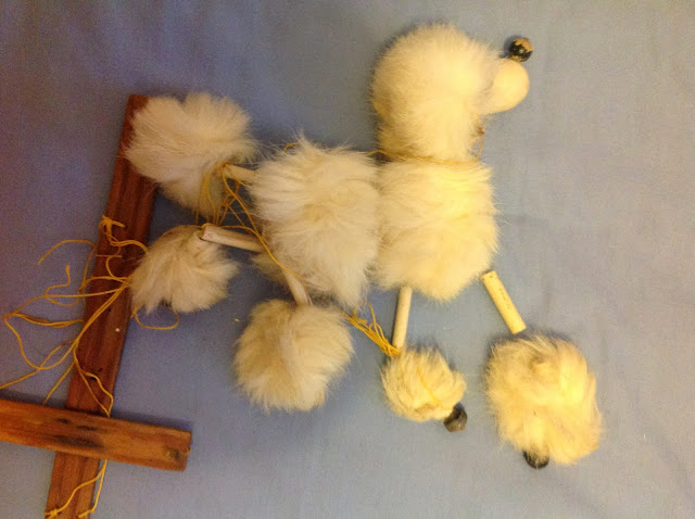 A pelham puppet in need of repair