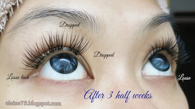 58b07d7281f My Eyelash Extensions at Milly's - Sugar73 Ribbons, Rainbows and PixieDust  - SG Beauty & Lifestyle Mummy Blog