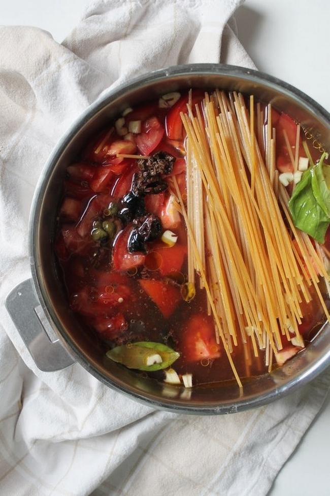 equinoxe recettes simplicit 233 volontaire p 226 tes 224 la puttanesca fa 231 on one pot pasta