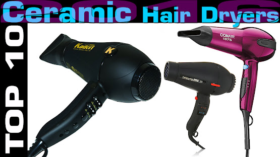 Top 10 Review Products-Top 10 Ceramic Hair Dryers 2016