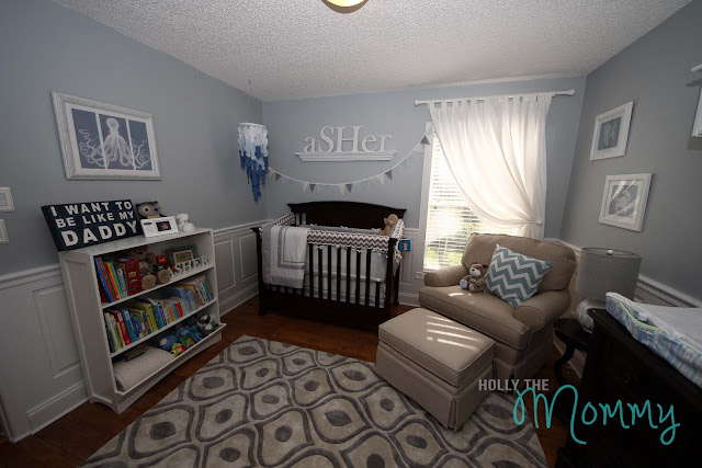Holly The Mommy Asher S Preppy Eclectic Nursery